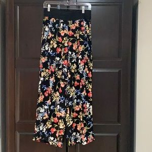NWOT Floral Palazzo Pants by Robert Louis - XL